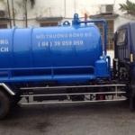 Hút bể phốt tại phường Mộ lao Hà Đông đảm bảo hiệu quả