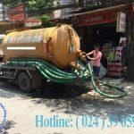 Dịch vụ hút bể phốt tại Thạch Lâm