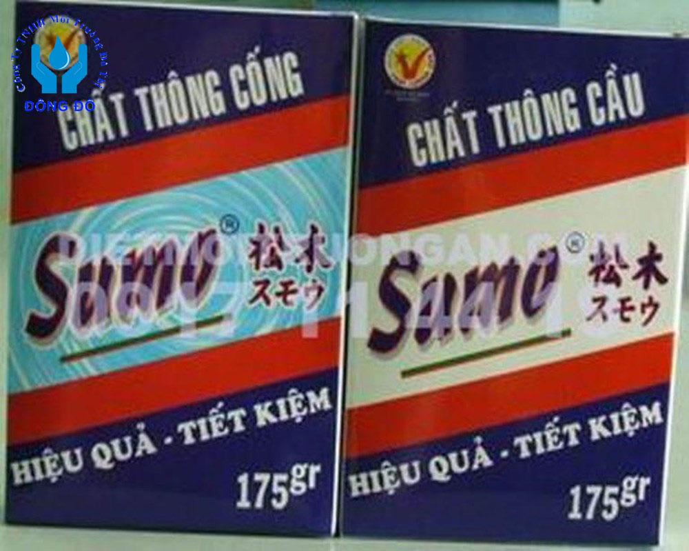 bột -thông-cống-Sumo