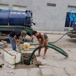 Dịch vụ hút bể phốt tại Bạch Đằng
