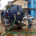 Dịch vụ hút bể phốt tại An Dương