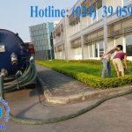 Dịch vụ hút bể phốt tại Cảm Hội