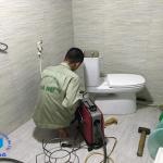 #1 Thông bồn rửa chén nghẹt tỉnh An Giang【Đông Đô】5Ok – BH 3 Năm