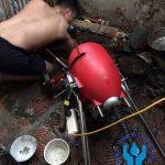 #1 Thông bồn rửa chén huyện Trà Ôn【Đông Đô】5Ok – BH 4 Năm